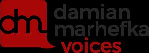 Damian Marhefka Voices